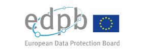 Euroopa Andmekaitsenõukogu logo