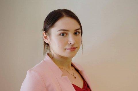 Maria Muljarova portree