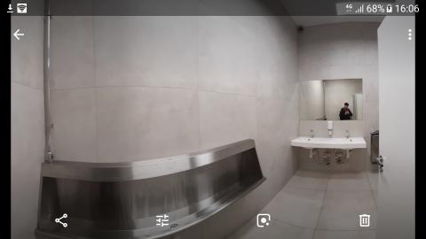 Kagukeskuse tualettruum