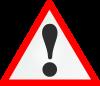 Hoiatusmärk
